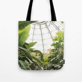 Tropical Greenhouse #1 Tote Bag