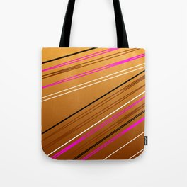 Soft Brown Tote Bag