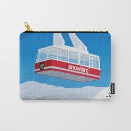 Snowbird Ski Resort Carry-All Pouch