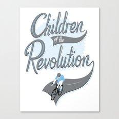 Children Of The Revolution  Canvas Print