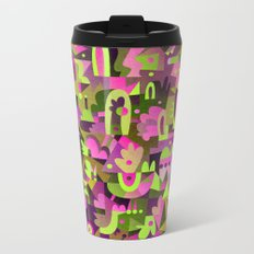 Schema 4 Metal Travel Mug