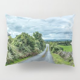 The Rising Road, Ireland Pillow Sham