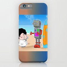 Oinkbot, the world's first surfing robot Slim Case iPhone 6s
