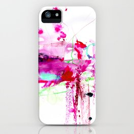 A Mystic Encounter No.1d by Kathy Morton Stanion iPhone Case
