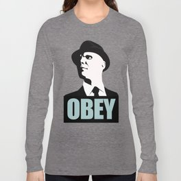 OBEY (Fringe) Long Sleeve T-shirt