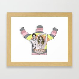 Trevor Framed Art Print
