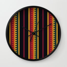 Royal Inca Wall Clock