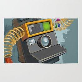 Go Go Greta Robot Rug
