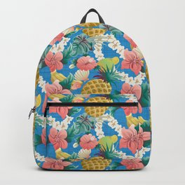 Pineapple Half Drop Backpack