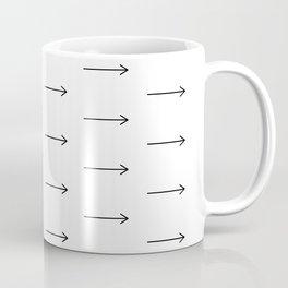 AAROWS white Coffee Mug