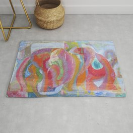 Timely Kiss Rug