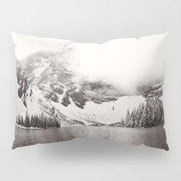 Wild Winter (B&W) Pillow Sham