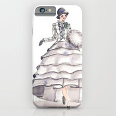 Art Deco Feminine Equestrian iPhone 6s Slim Case