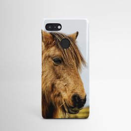 Horses Head Android Case