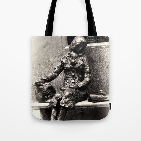 All the lonely people Tote Bag