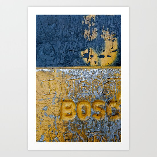Interstate 5 Art Print