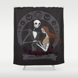 Simply Meant to Be Shower Curtain