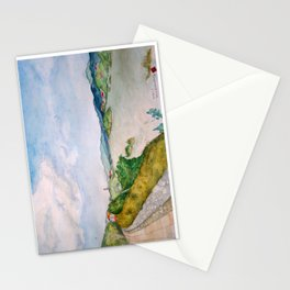 The Mekong Stationery Cards
