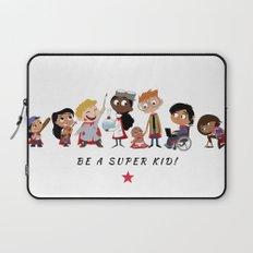 Be A Super Kid! Laptop Sleeve