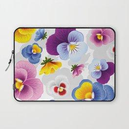 Bloom Floral Laptop Sleeve