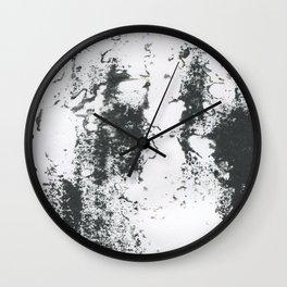 Black/white Wall Clock