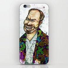 Terry Gilliam iPhone & iPod Skin