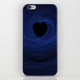 Valentine's Fractal III - Dark iPhone Skin