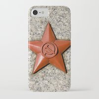soviet iPhone & iPod Cases featuring Soviet star by Cozmic Photos