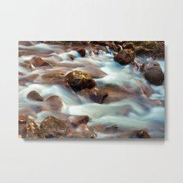 Panther Branch Creek 3 Metal Print