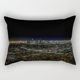 d t l a Rectangular Pillow
