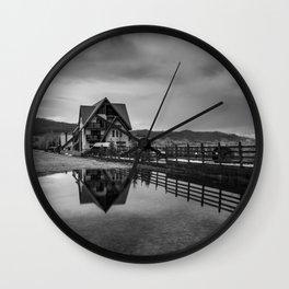 Neamt, Romania Wall Clock