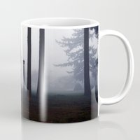 narnia Mugs featuring Misty Park by Lyssia Merrifield