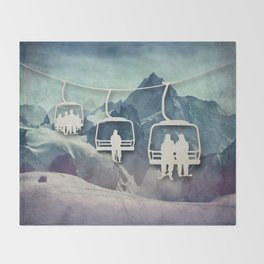 Lift Me Up Throw Blanket