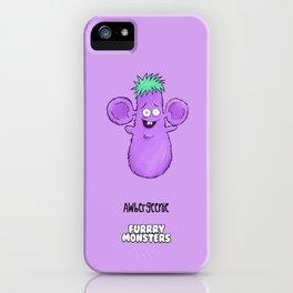 Awbergeenie iPhone Case