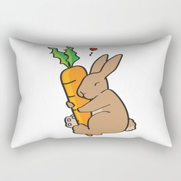 HUGS! Rectangular Pillow