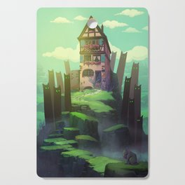The Spirits of the Valley Cutting Board