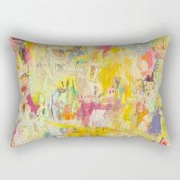 Raw Rectangular Pillow