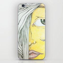 Be Very Afraid iPhone Skin