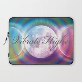 Vibrate Higher Moon Laptop Sleeve
