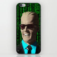 max meets matrix iPhone & iPod Skin