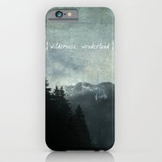 Wilderness Wonderland iPhone 6s Slim Case