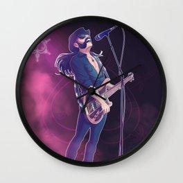 Mr. Rock Wall Clock