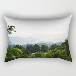 Slovenian Perspective Rectangular Pillow