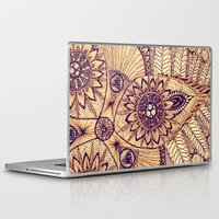 three of the possessed Laptop & iPad Skins featuring three by Yes Menu