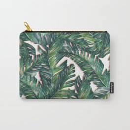 banana leaf 3 Carry-All Pouch