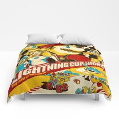 Lightning Cup Nights: The Fast & the Fungus Comforters