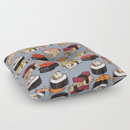 Sushi Labrador Retriever Floor Pillow