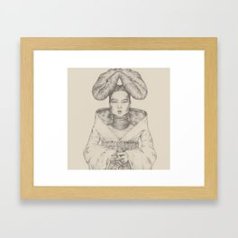 homogenic Framed Art Print