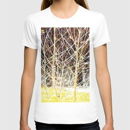 Nature finds the way inside... and outside... Everywhere! T-shirt