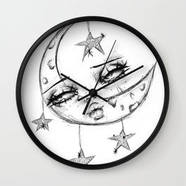 Cosmia Wall Clock